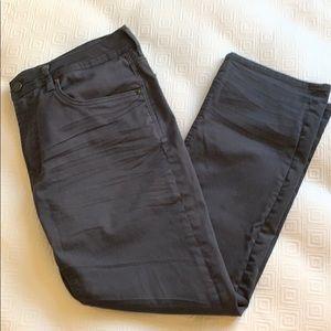Buffalo David Britton Straight Stretch Jeans